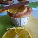 Portakallı ve Tarçınlı Muffin