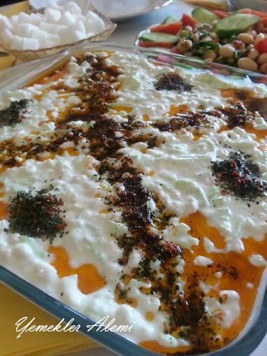 Yarma (buğday.9 Salatası