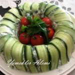 Salatalık Mantolu Patates Salatası