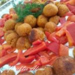 Bulgur Köfteli Semizotu Salatası