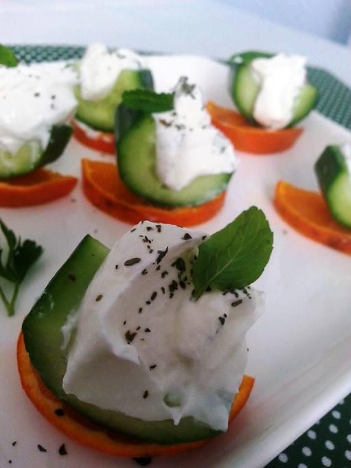 Salatalık Garnitürü