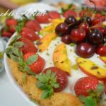 Meyveli Kremalı Sütlü Kadayıf