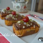 Çikolata Dolgulu Mini Kek