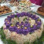 Kerevizli Erişte Salatası