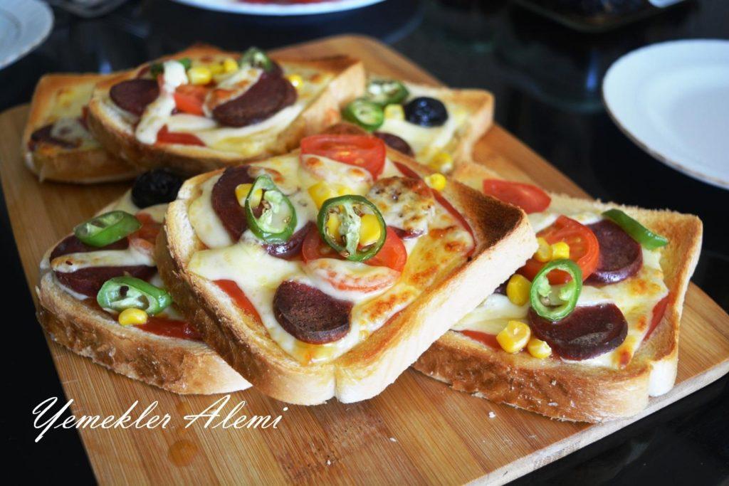 ekmek pizza 3