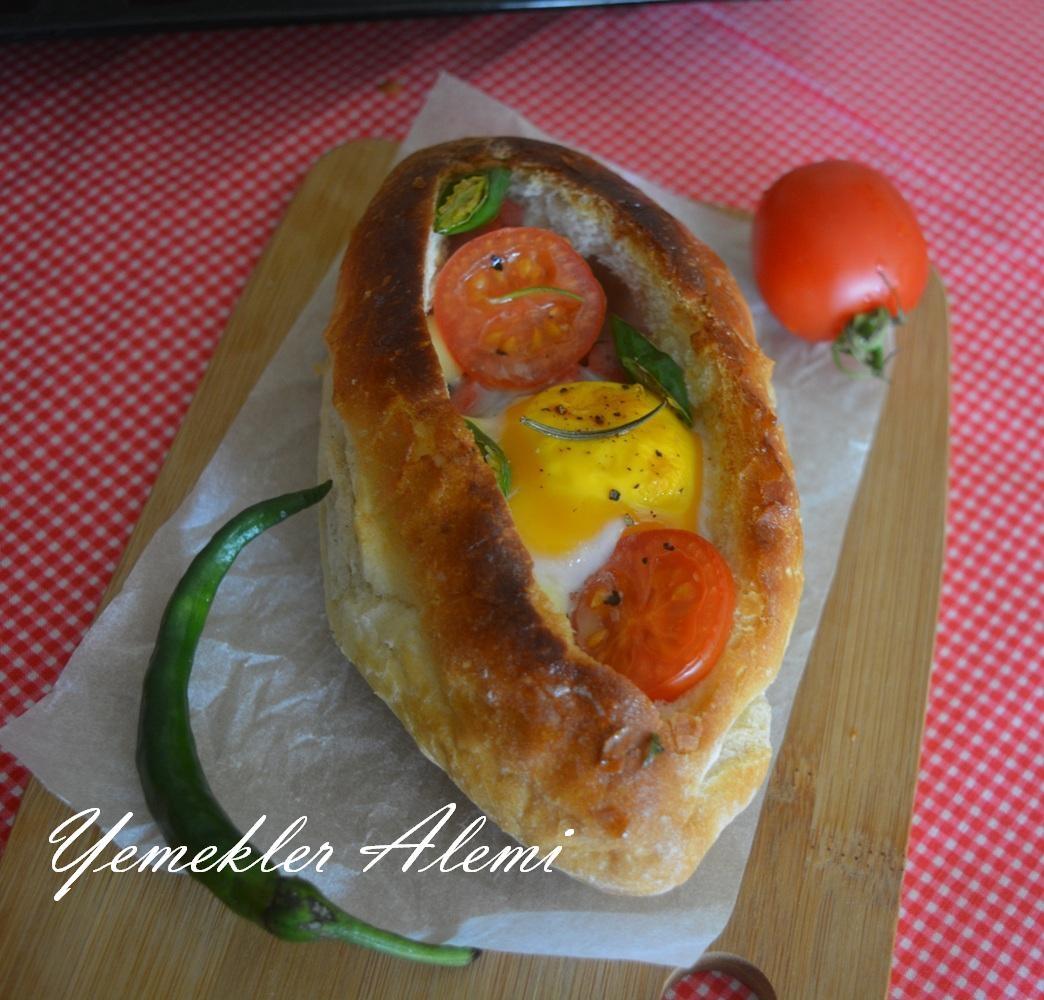 ekmek yumurta