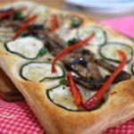 Sebzeli Milföy Pizza