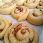 Kremalı Tatlı Çörek