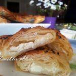 Baklava Yufkası ile Peynirli Börek